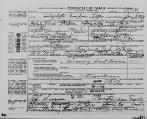 Elizabeth McBee Little 1952 TN Death Cert.jpg