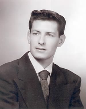 Robert Sherman Wallace ca. 1955