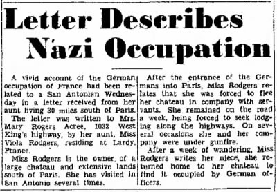 Viola Rodgers 1940 Ltr to Niece re Nazi Occupn2.png - Fold3.com