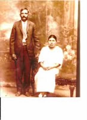 Valentin and Rosa Castillo