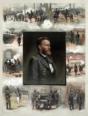 Ulysses S. Grant from West Point to Appomattox