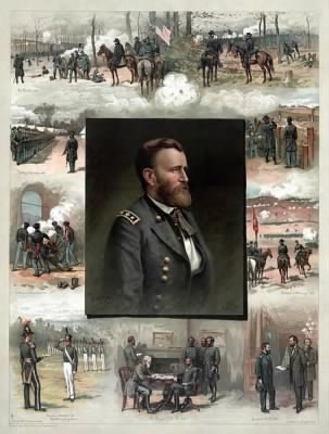 Ulysses S. Grant from West Point to Appomattox - Fold3.com