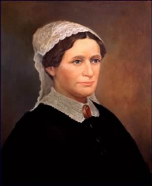 First Lady Eliza Johnson