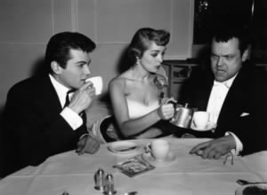 Tony Curtis, Janet Leigh, Orson Wells