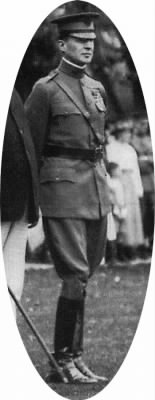 Douglas MacArthur as West Point Superintendent, c. 1919