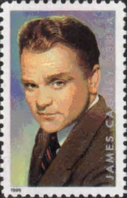 Jimmy Cagney Stamp