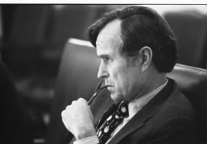 CIA Director George H.W. Bush, 1976