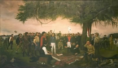 Surrender of Santa Anna - Fold3.com