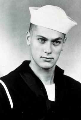 Tony Curtis, age 17