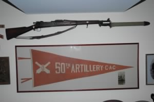 Bierman Rifle and Flag 50th CAC.jpg