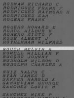 Rouch, Melvin R