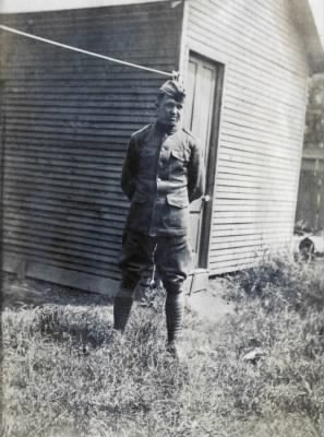 Dean Bixler WWI in Chicago.jpg - Fold3.com