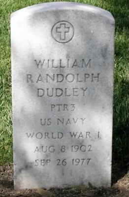 Headstone of William Randolph Dudley.JPG
