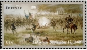 Battle of Antietam stamp 2012.jpg