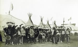 Buffalo Bill's Wild West Show, 1890.jpg