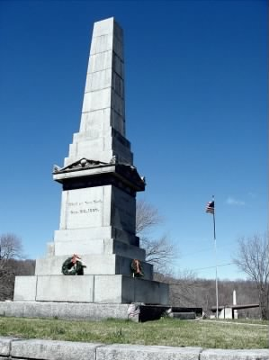 Nathan Hale Memorial, Coventry CT.jpg - Fold3.com