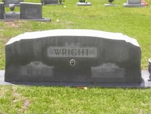 Billie headstone.jpg