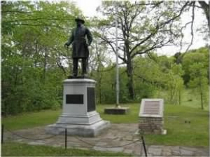 Colonel William J. Colvill in Cannon Falls, Minnesota..jpg