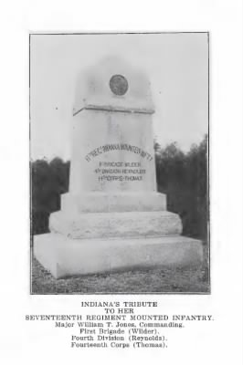 Souvenir, the Seventeenth Indiana Regiment 1913 Wilder Monument p9.PNG