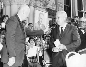 Dwight Eisenhower, left, and Charlie Halleck.jpg