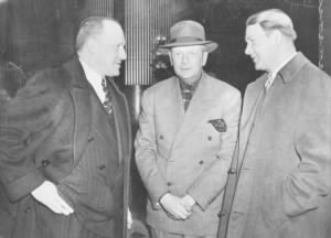 George Halas, Bill Bidwell, Ernie Nevers.jpg