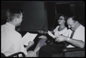 Animation Legends Chuck Jones, June Foray and Mel Blanc.jpg
