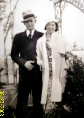 Raymond Gilbert Valda Erickson on their wedding day - Copy.jpg