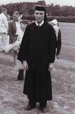 Ralph A. Miller Graduating from Kent State University 1957.jpg