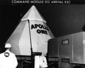 Apollo_One_CM_arrival_KSC.jpg