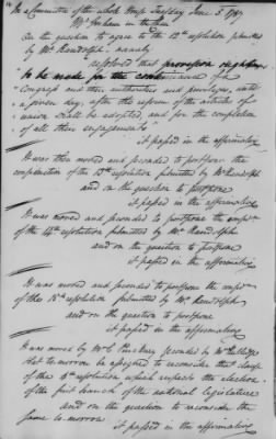 Vol 2: Journal of the Proceedings of the Committee of the Whole House, May 30-June 19, 1787 › 15 - Fold3.com