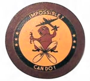 881st Bombardment Squadron patch.png