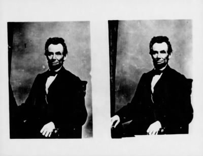 Mathew B Brady Collection of Civil War Photographs › [BLANK] Abraham Lincoln - Fold3.com