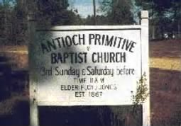 Church where Sammy is buried.
