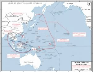 Invasion and Occupation of Malaya Begin WW II in the Pacific 12/7/1941