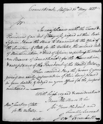 Deeds of cession of Western Lands for Connecticut with related documents, 1786, 1798, 1800. › Page 11 - Fold3.com