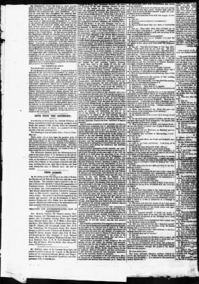 Issues of the Daily National Intelligencer, May 16-Jun 30, 1865 AND Miscellaneous Records Relating to the Court-Martial › Page 3 - Fold3.com